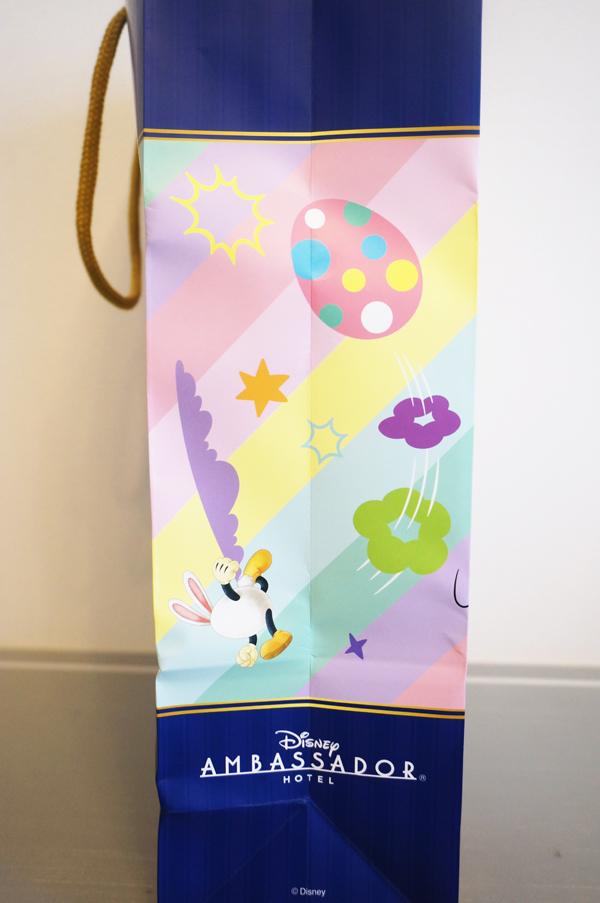 ディズニーホテルイースター紙バッグ