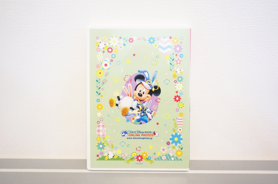 DisneyスナップフォトCDイースター
