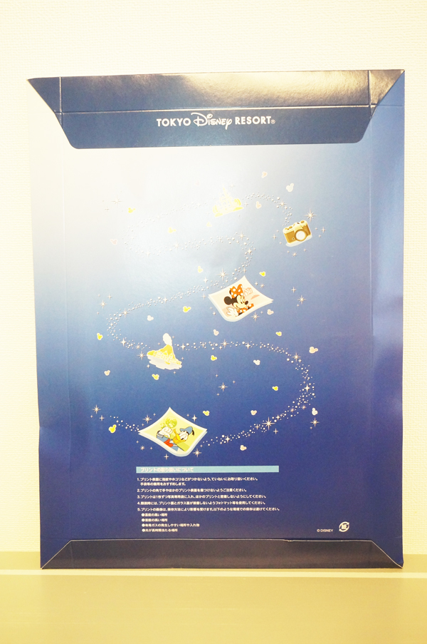 DisneyスナップフォトCD