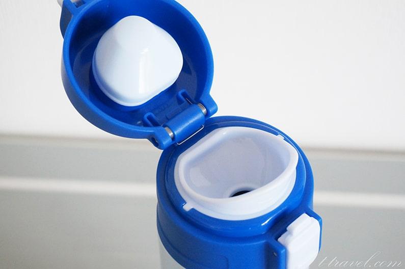 バケーションパッケージ限定のグッズ水筒