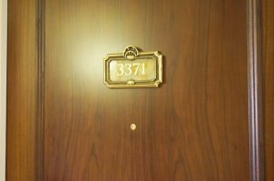 ミラコスタスイートのお部屋