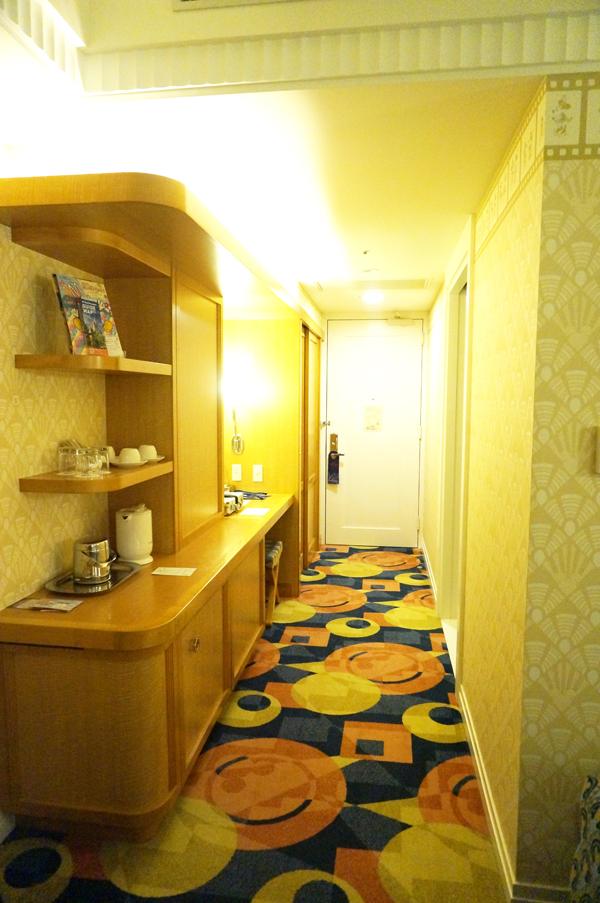 アンバサダーホテルスーペリアルーム