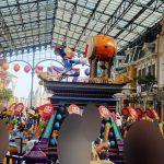 ディズニーランド2017夏祭りのフォトロケーションとデコレーション