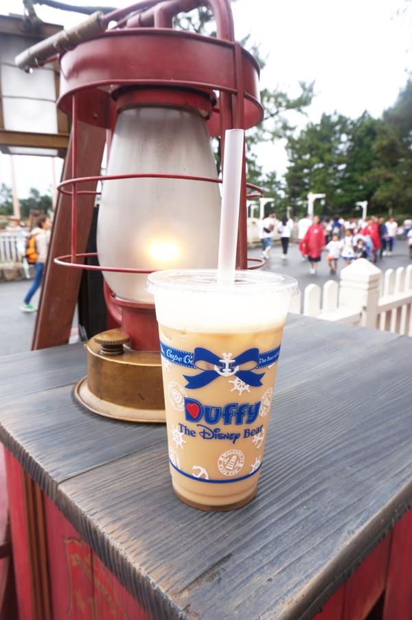ケープコッドコンフェクションのアイスキャラメルミルクティー