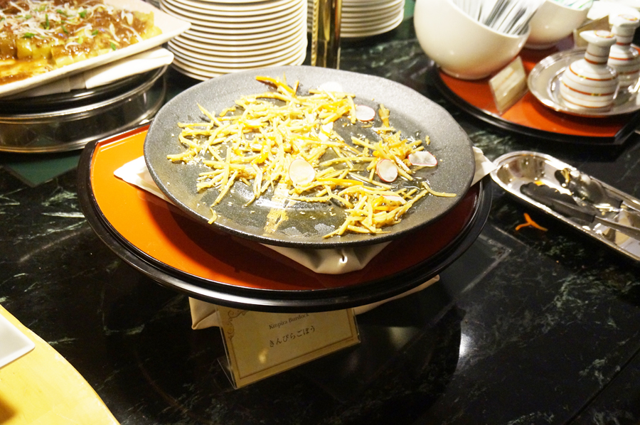 シャーウッドガーデンレストランの朝食!ブレックファストブッフェ