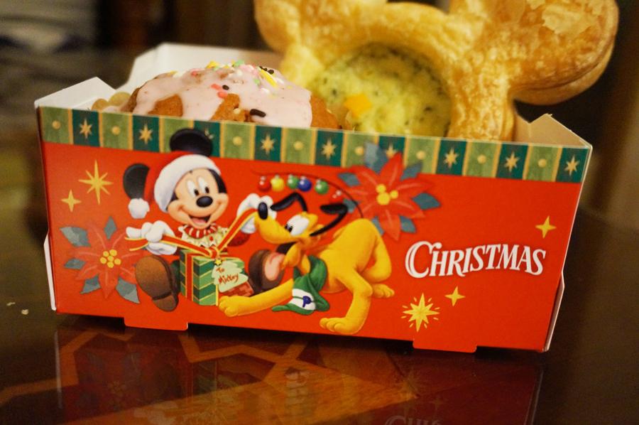 スイートハートカフェのクリスマススペシャルセット