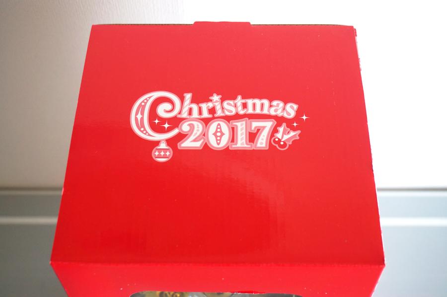 ディズニーのミニクリスマスツリー2017