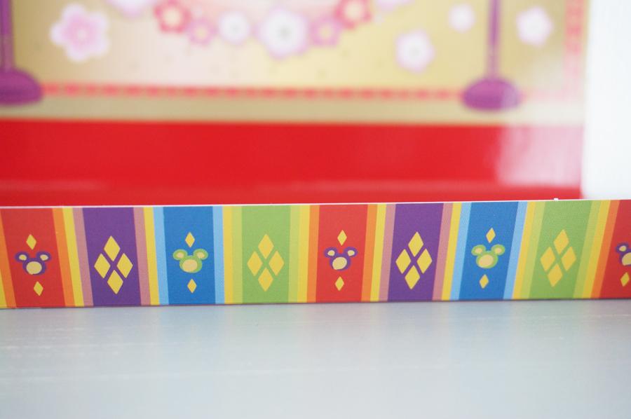 ディズニーリゾートのひなまつりグッズ キャンディーのお菓子