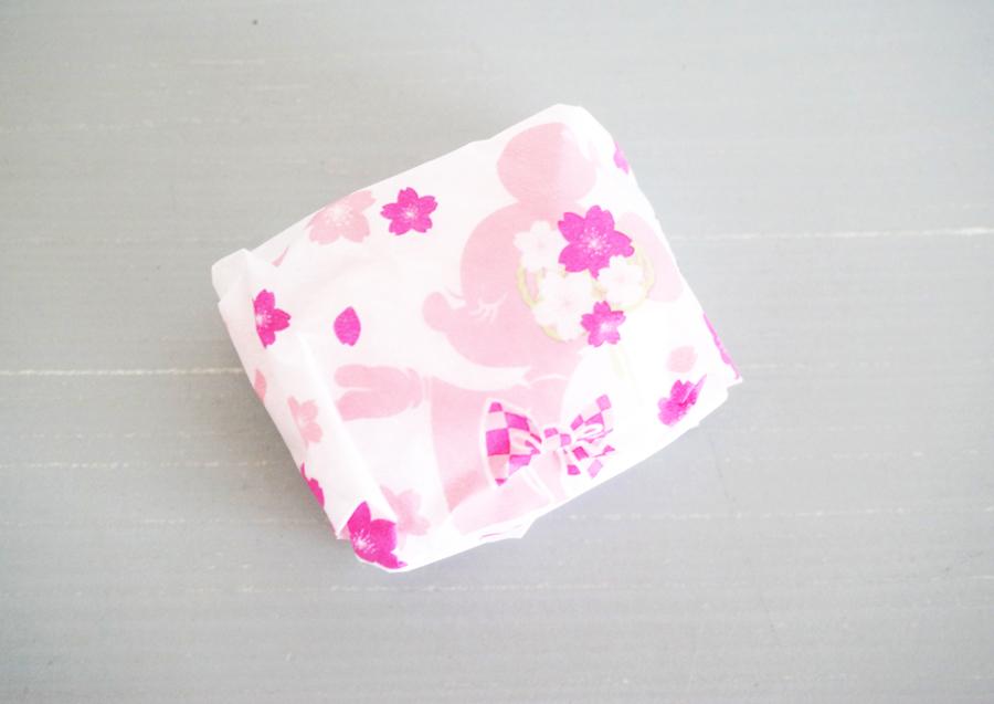 ディズニーリゾートの桜シリーズ、生ましゅまろ桜あんいり