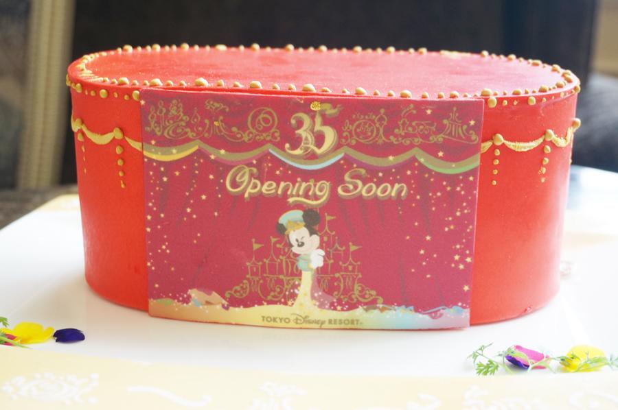 ドリーマーズラウンジ35周年Opening Soonデザートメドレー