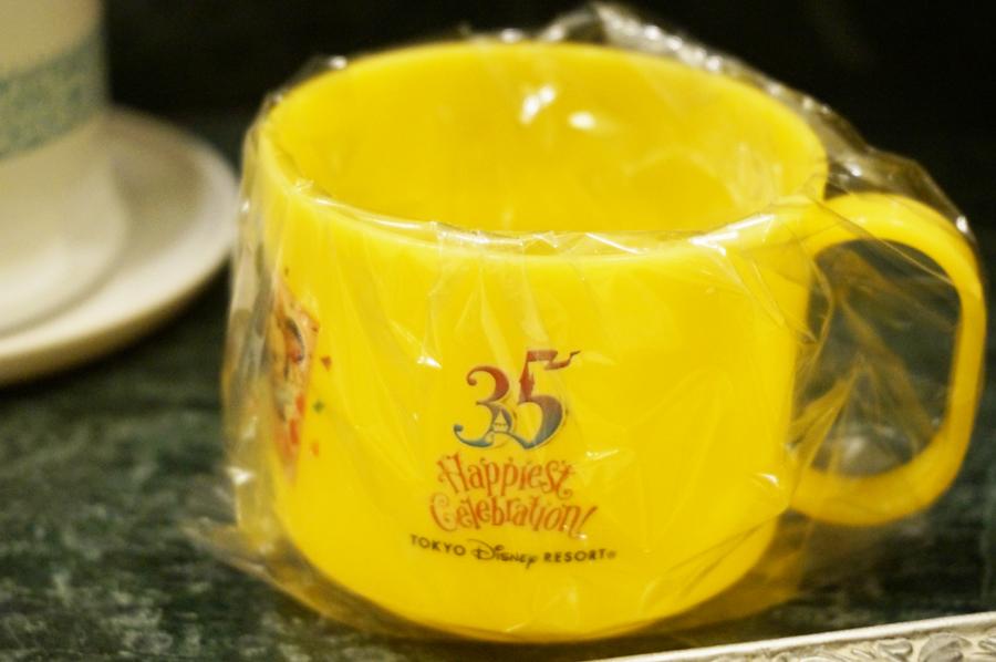 ディズニーランドホテルの35周年ルームアメニティ
