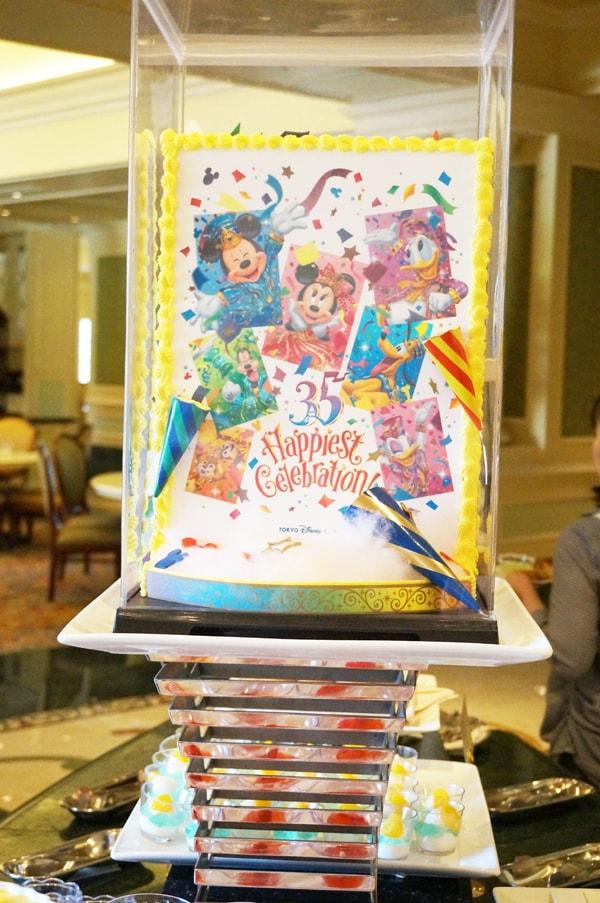 """シャーウッドガーデンレストラン35周年""""Happiest Celebration!"""" ランチブッフェ"""