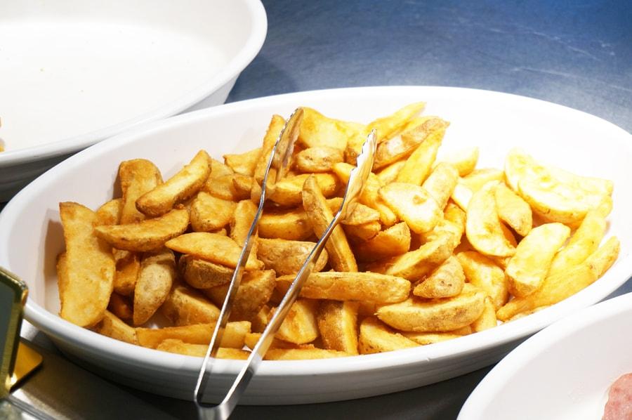 クリスタルパレスレストラン35周年メニュー