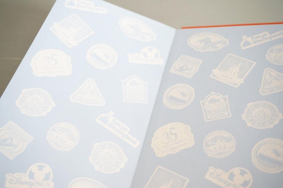 バケーションパッケージ2018年のオリジナルグッズ4品!35周年デザイン!