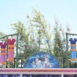 東京ディズニーランドディズニー七夕デイズ2018のウィッシングプレイス