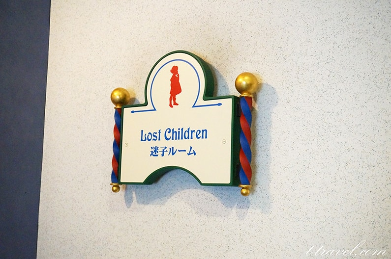 東京ディズニーシーのベビーセンター