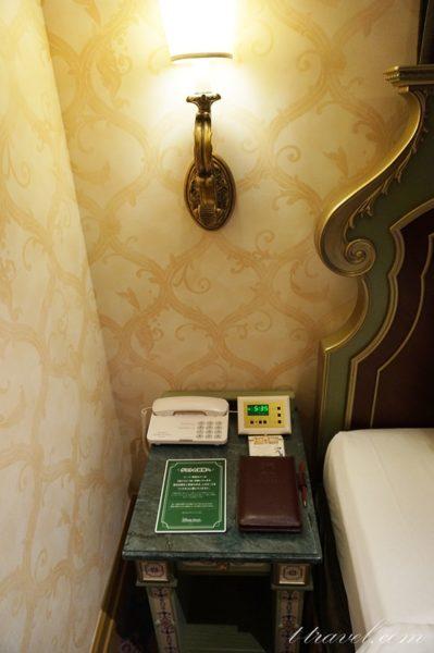 ミラコスタテラスルームハーバービューのお部屋