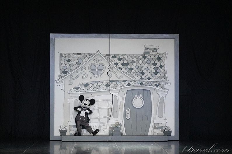 バケーションパッケージのワンマンズドリームⅡの鑑賞席からの眺め