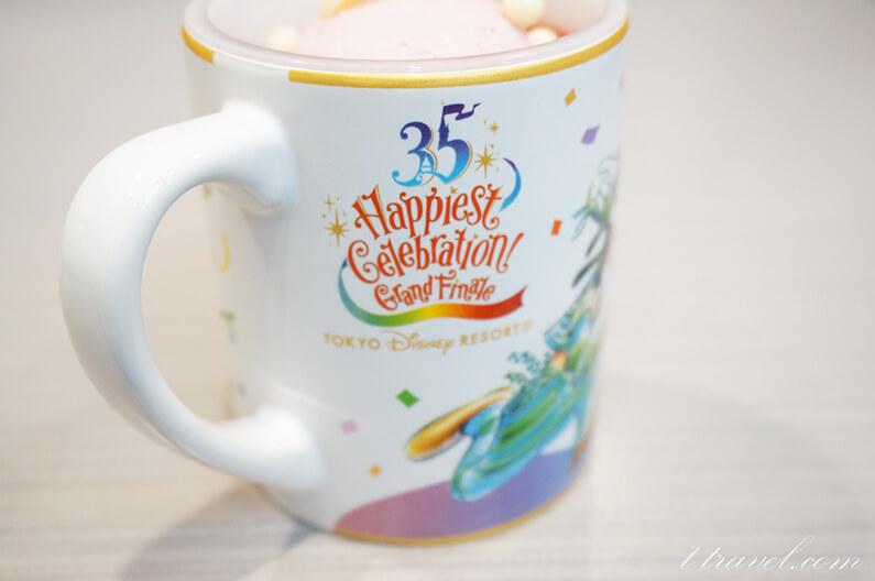ディずにいリゾート35周年グランドフィナーレのスーベニアプレート&マグカップ