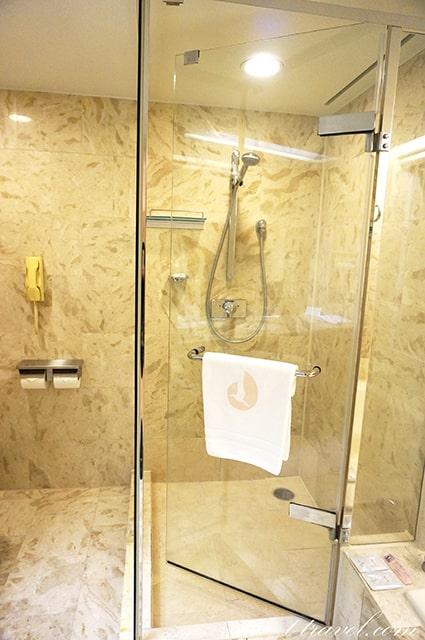 ホテルオークラ東京ベイのデラックスジュニアスイートルーム