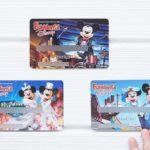 ファンダフルディズニーのメンバーズカード。デザインが最高!