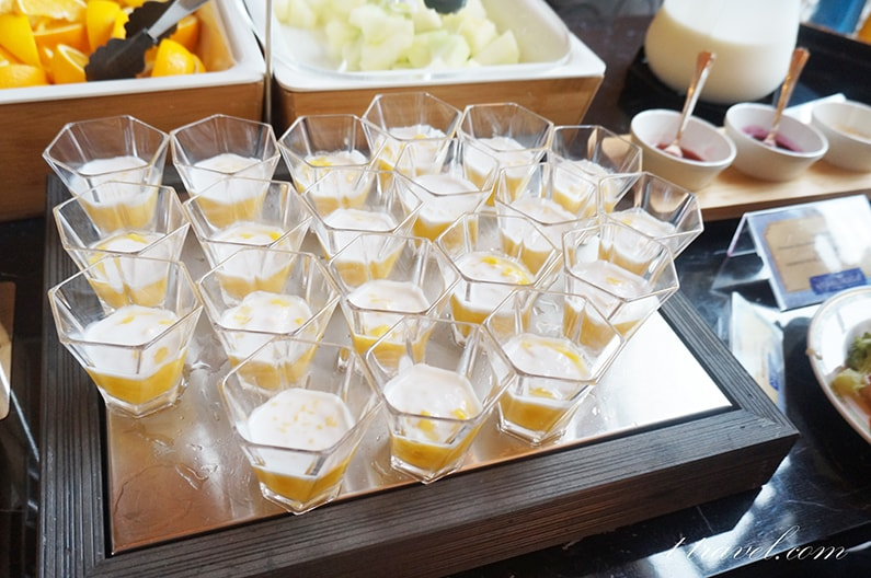 ハイピリオンラウンジの朝食メニュー2019を紹介。アンバサダーフロアの特典!