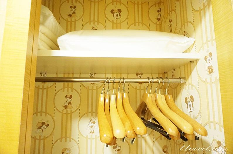 ミニーマウスルームを紹介。アンバサダーラウンジや特典も使えるよ。
