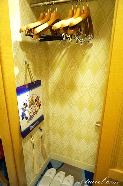 ドナルドルームを紹介。アンバサダーホテルのキャラクタールーム。